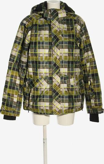 ICEPEAK Outdoorjacke in XL in grün / schwarz / weiß, Produktansicht