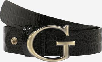 GUESSRemen - crna boja