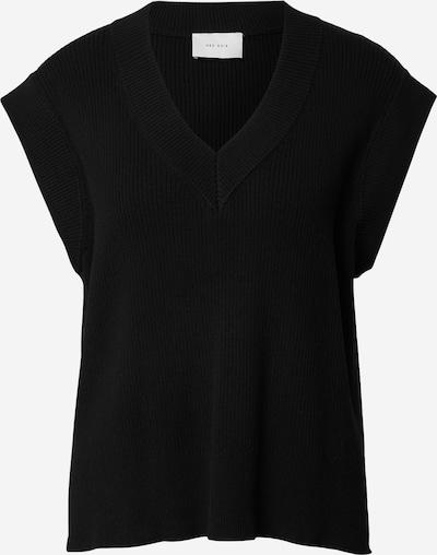 Neo Noir Cardigan en noir, Vue avec produit