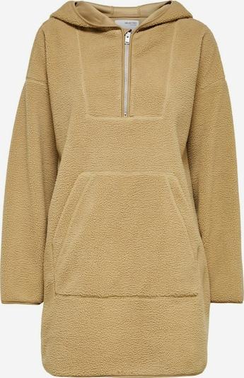 SELECTED FEMME Sweatshirt in hellbraun, Produktansicht