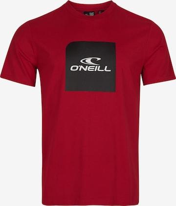 Maglietta 'Cube' di O'NEILL in rosso