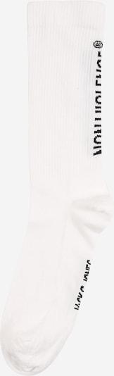 JACK & JONES Socken 'VIOLENCE' in weiß, Produktansicht