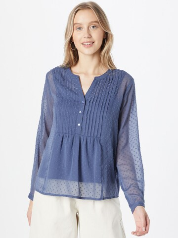 ABOUT YOU Bluse 'Insa' in Blau