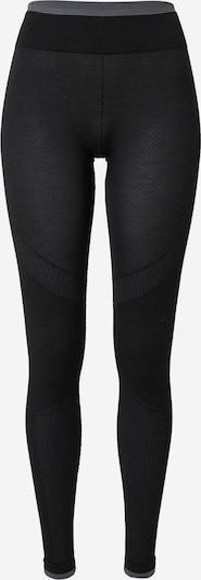 ICEBREAKER Sporthose 'Zone' in grau / schwarz, Produktansicht
