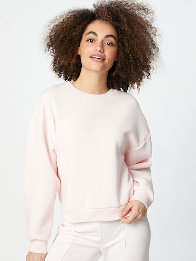 Gina Tricot Sweatshirt in Pink, View model