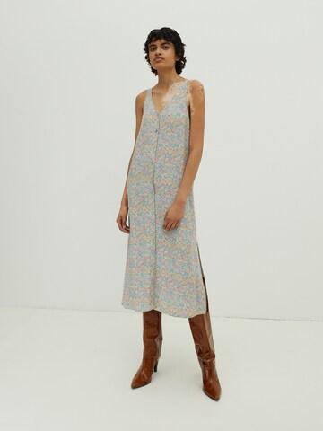EDITED Kleid 'Celina' - zmiešané farby