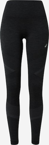 Pantaloni sport 'SEAMLESS' de la ASICS pe negru