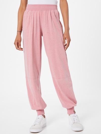 Fli Papigu Pants 'Liber Vagatorum' in mottled pink, View model