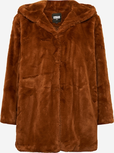 Urban Classics Curvy Between-seasons coat in Brown, Item view