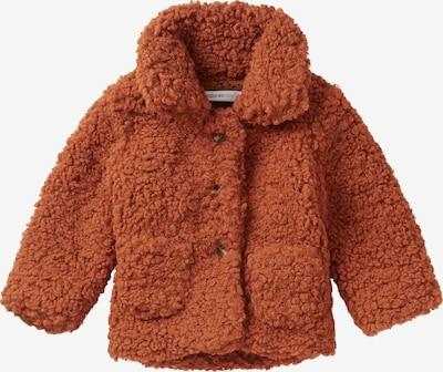Noppies Winterjas 'Lulekani' in de kleur Roestbruin, Productweergave