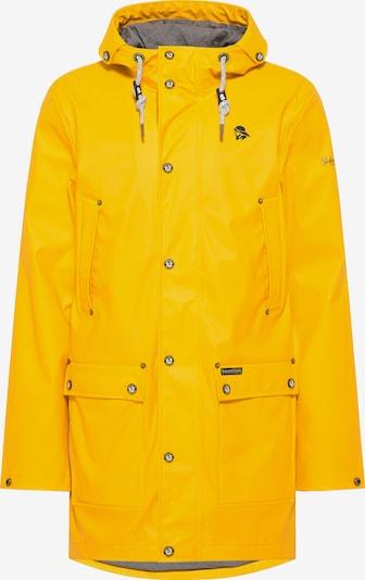 Schmuddelwedda Regenmantel in gelb, Produktansicht