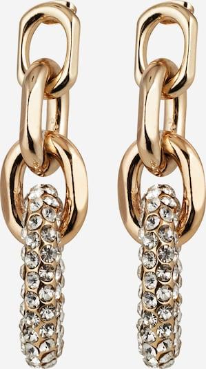 PATRIZIA PEPE Boucles d'oreilles 'ORECCHINI' en or, Vue avec produit