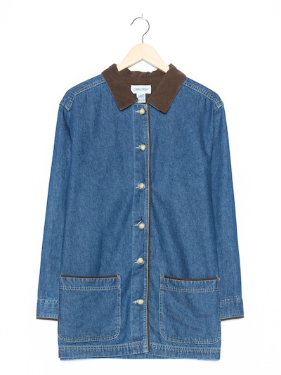 Cabin Creek Jeansjacke in XL-XXL in blue denim, Produktansicht