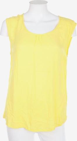zero Ärmellose Bluse in L in Gelb