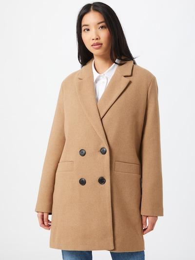 Pimkie Abrigo de entretiempo en marrón, Vista del modelo