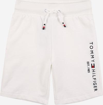 TOMMY HILFIGER Shorts in navy / rot / weiß, Produktansicht