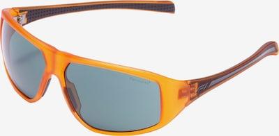Formula 1 Eyewear Sonnenbrille in dunkelbraun / hellorange, Produktansicht