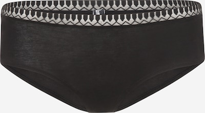 ETAM Panti 'HAPPILY WE CARE' en negro, Vista del producto