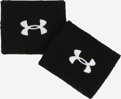 UNDER ARMOUR Bandeau de transpiration en noir / blanc, Vue avec produit