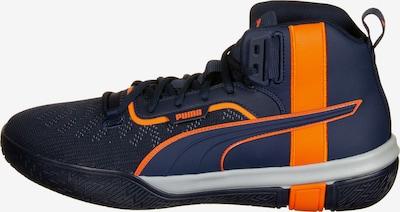 PUMA Basketballschuhe in blau, Produktansicht