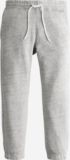 HOLLISTER Hlače 'Relasx Jogger' | pegasto siva barva, Prikaz izdelka