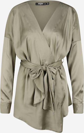 Missguided (Tall) Blouse in Olive, Item view