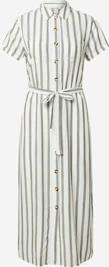 ABOUT YOU Kleid 'Gesa' in khaki / weiß, Produktansicht