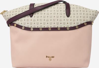 POLLINI Shopper 'BORSA' en oro / baya / rosa / blanco, Vista del producto