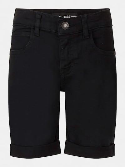 GUESS KIDS Shorts in schwarz, Produktansicht