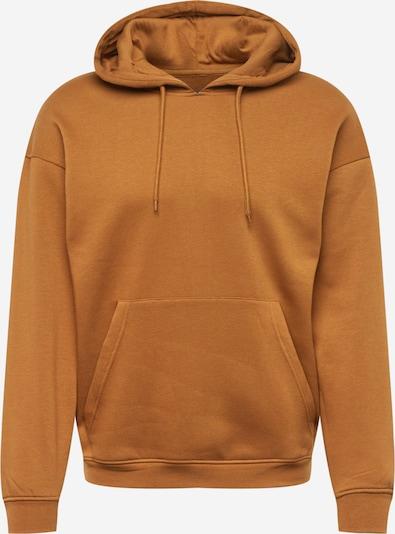 JACK & JONES Sweat-shirt 'BRINK' en chamois, Vue avec produit