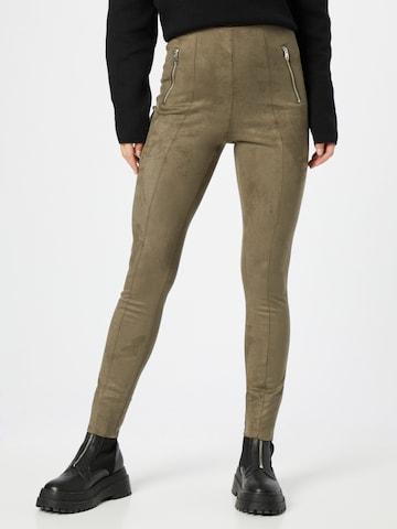 VERO MODA Leggings 'Donna Dina' i brun