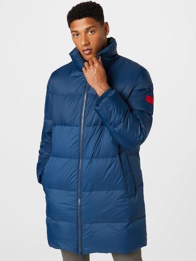 Palton de iarnă 'Magnus' HUGO pe albastru marin, Vizualizare model