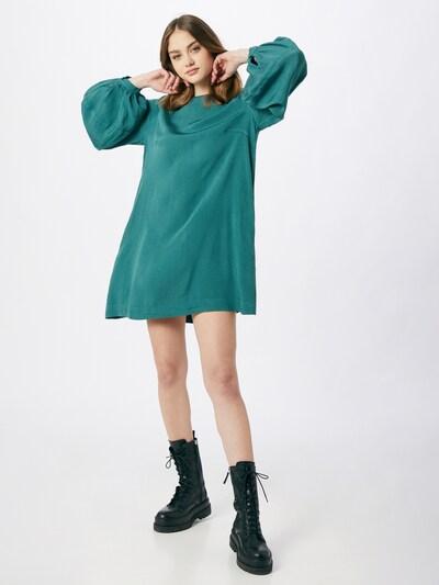 Samsoe Samsoe Sukienka 'Aram' w kolorze zielonym: Widok z przodu