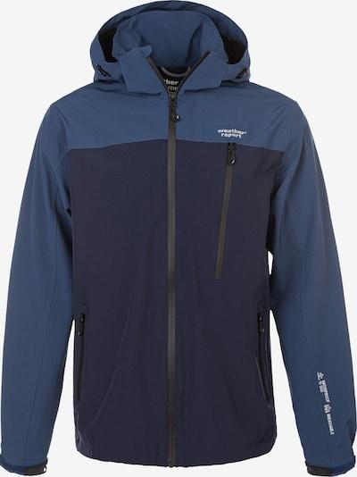 Weather Report Funktionsjacke 'DELTON W-PRO15000' in dunkelblau, Produktansicht