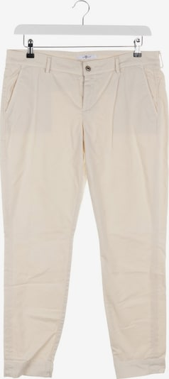 7 for all mankind Hose in L in creme, Produktansicht