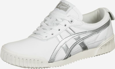 Onitsuka Tiger Sneakers 'Delegation F' in Grey / White, Item view