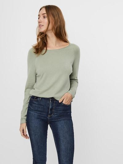 VERO MODA Sweater 'Nellie Glory' in Pastel green, View model