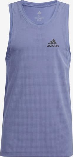 ADIDAS PERFORMANCE T-Shirt fonctionnel 'Warrior' en lilas / noir, Vue avec produit