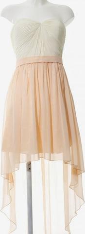 Laona Dress in S in Beige