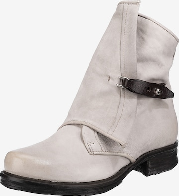 A.S.98 Boots in White