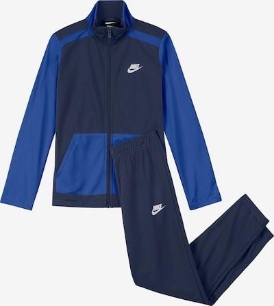 Nike Sportswear Jogginganzug in blau / marine, Produktansicht