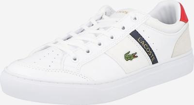 fehér LACOSTE Rövid szárú edzőcipők 'COURTLINE 0721 1 CMA', Termék nézet