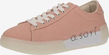 a.soyi Sneaker in Pink