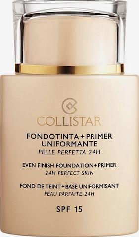 Collistar Foundation + Primer 'Even Finish' in Beige