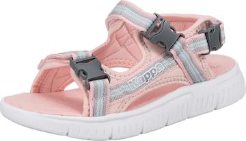 KAPPA Sandale 'LAMIA' in Pink