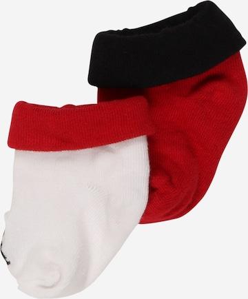 Jordan Sokid, värv punane
