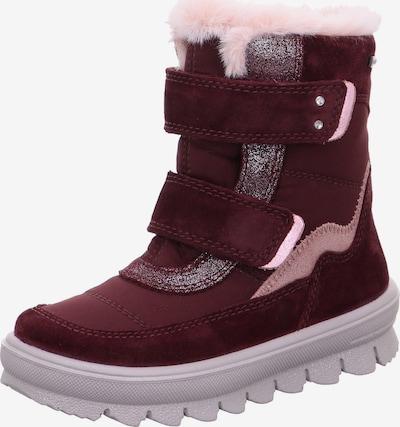 SUPERFIT Snowboots  'FLAVIA' in rosa / himbeer / silber, Produktansicht