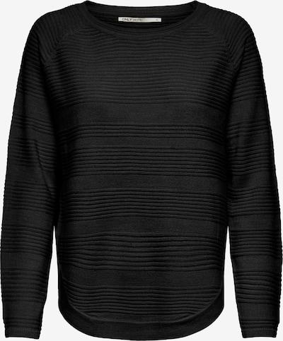 ONLY Trui 'CAVIAR' in de kleur Zwart, Productweergave