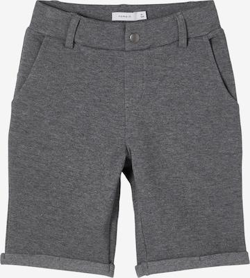 Pantalon 'Olson' NAME IT en gris