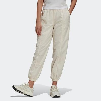 ADIDAS ORIGINALS Hose 'Adicolor' in weiß, Modelansicht